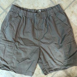 Magellan outdoors khaki shorts